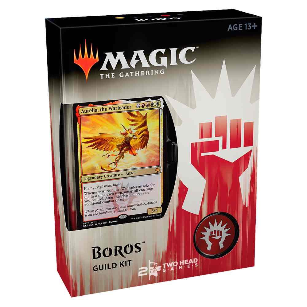 Magic Guild Kit Of Ravnica Deck Boros Legion