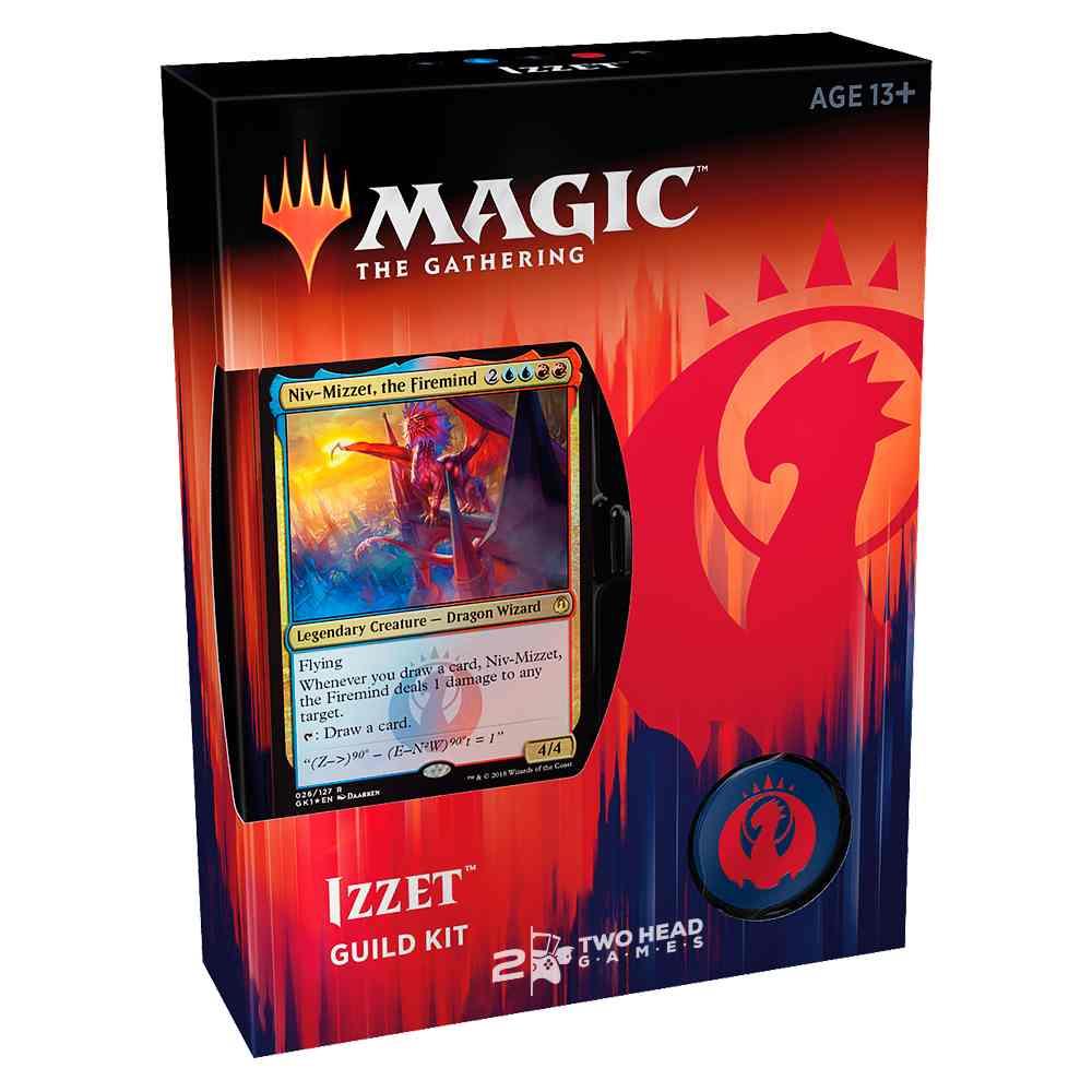 Magic Guild Kit Of Ravnica Deck Izzet League
