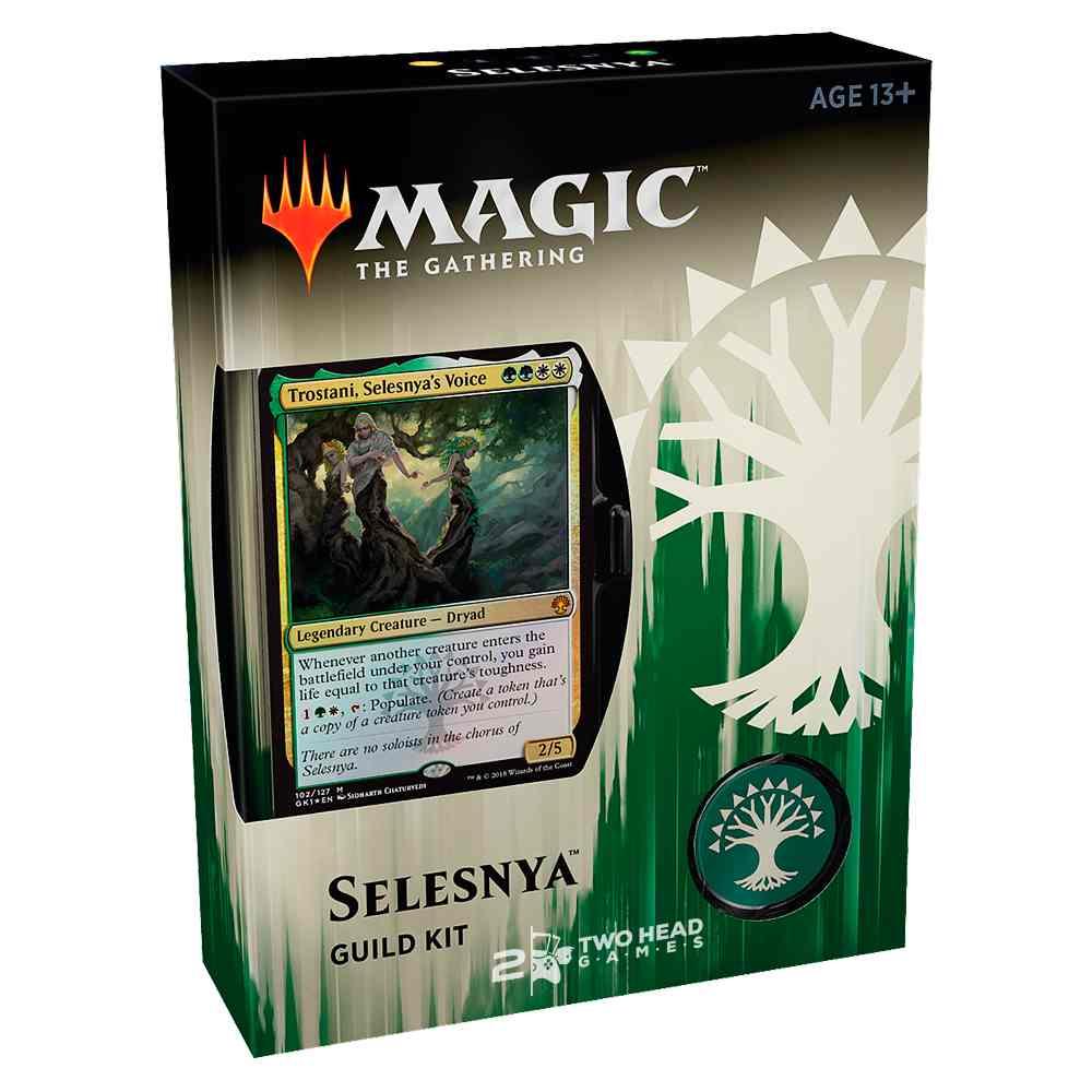 Magic Guild Kit Of Ravnica Deck Selesnya Conclave