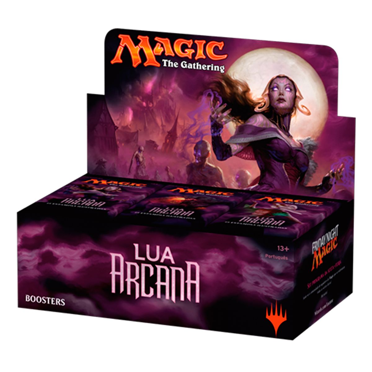 Magic The Gathering Box Booster Lua Arcana