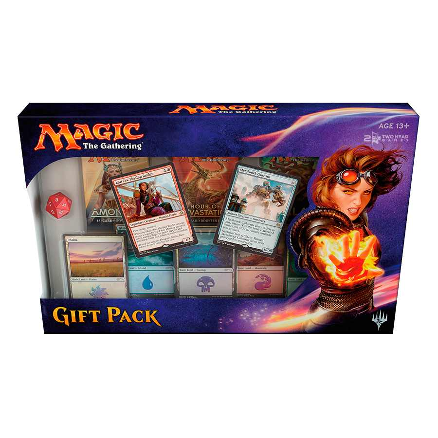 Magic The Gatherig Gift Pack 2017