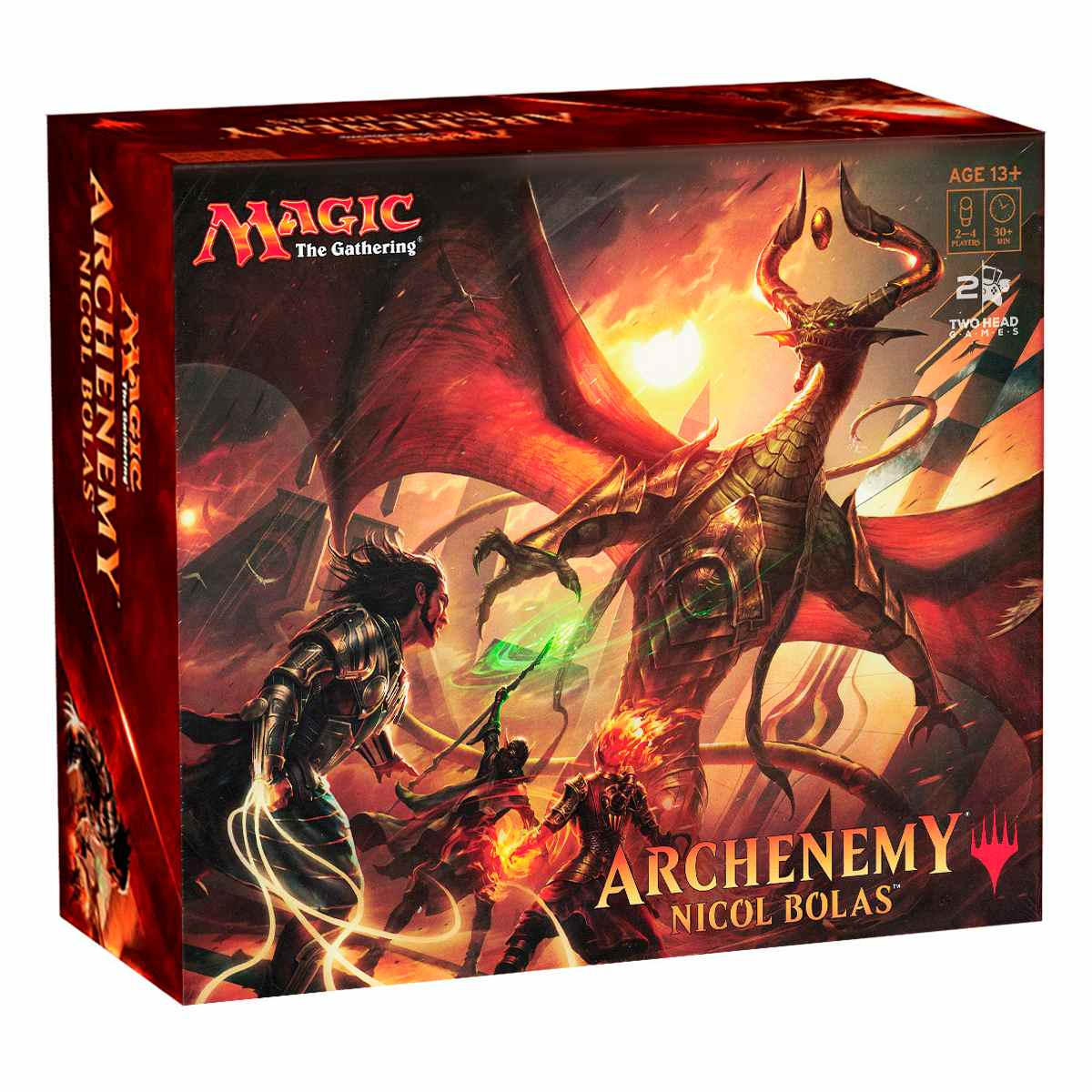 Magic The Gathering Archnemy Nicol Bolas
