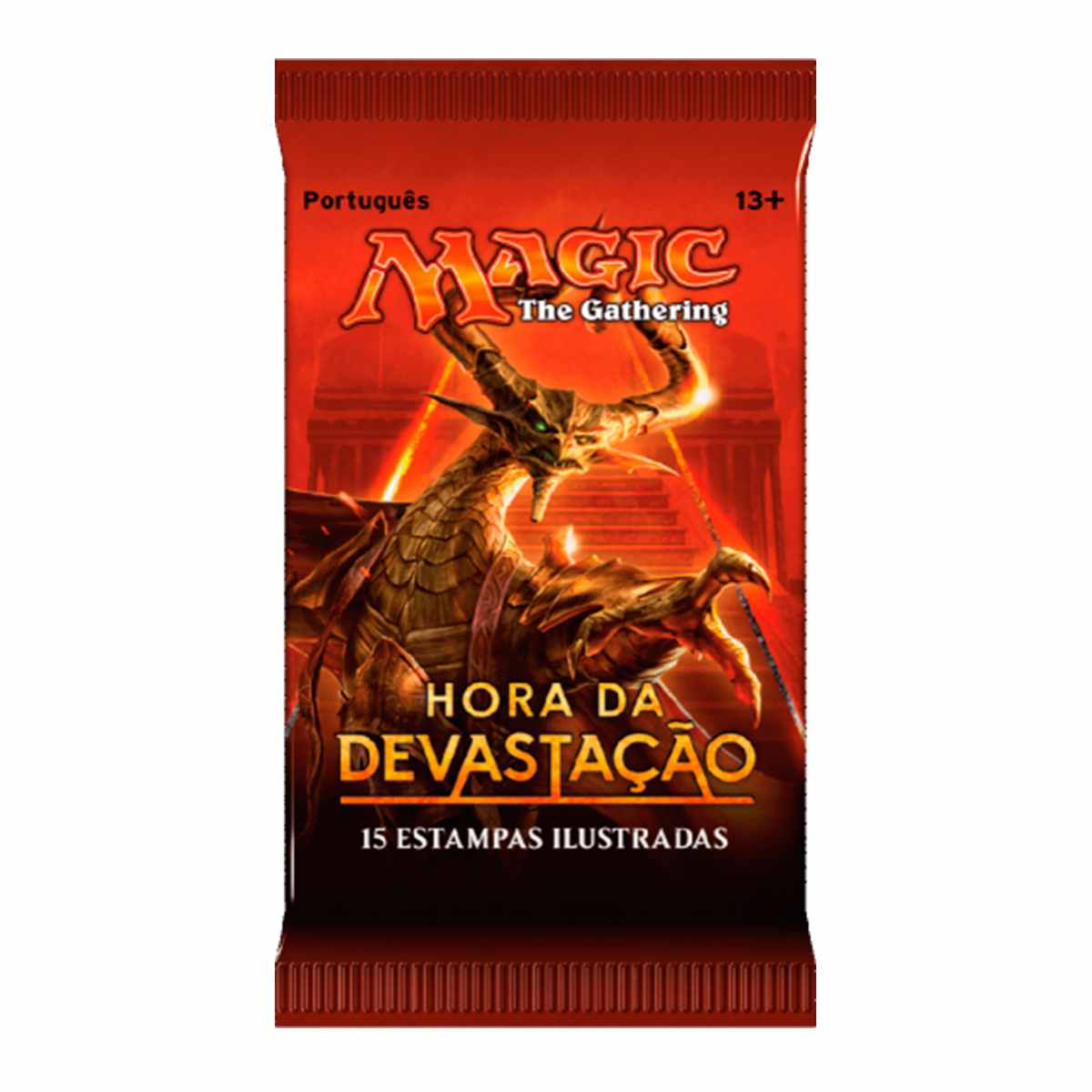 Magic The Gathering Booster Hora da Devastação
