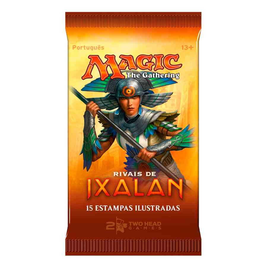 Magic The Gathering Booster Rivais de Ixalan
