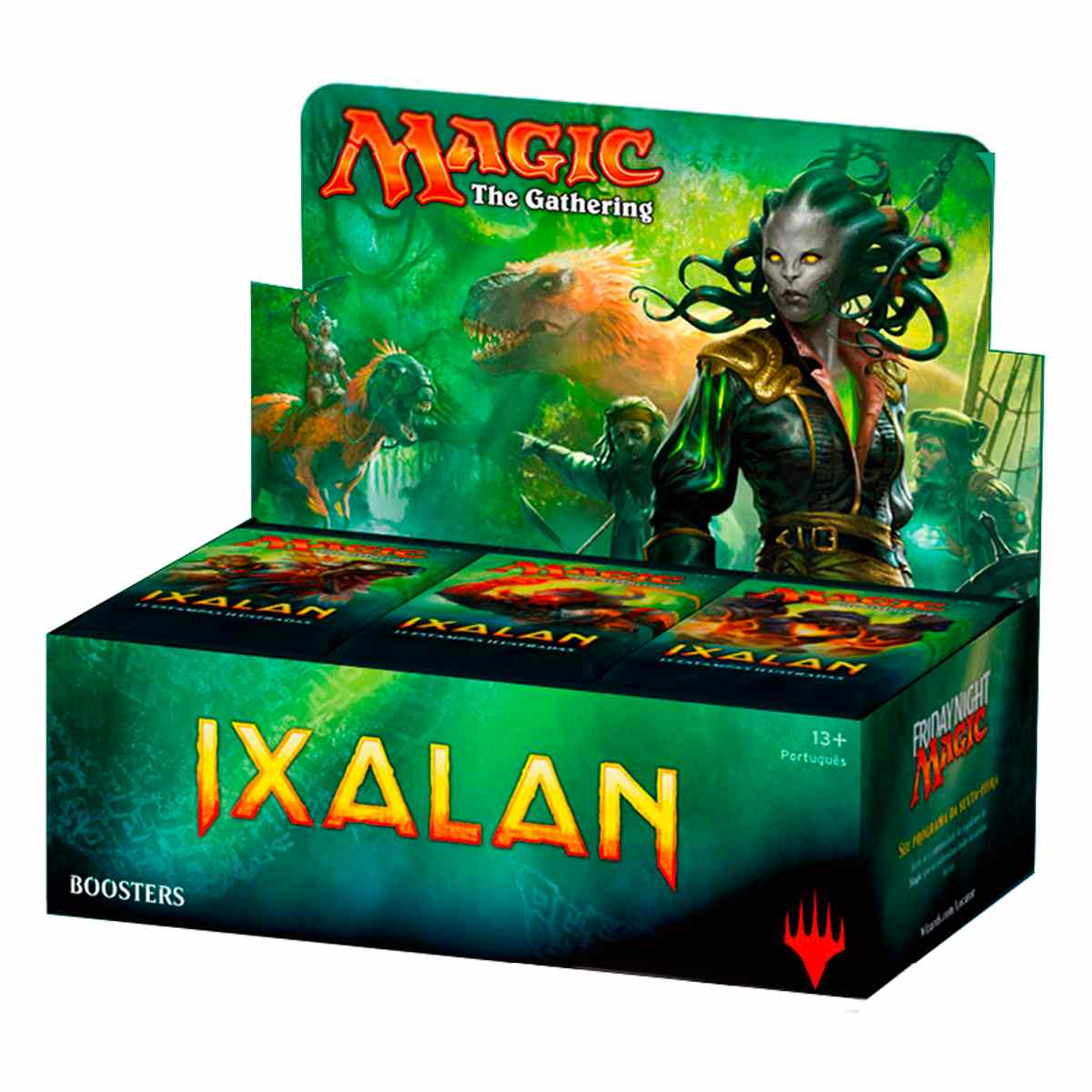 Magic The Gathering Box Booster Ixalan
