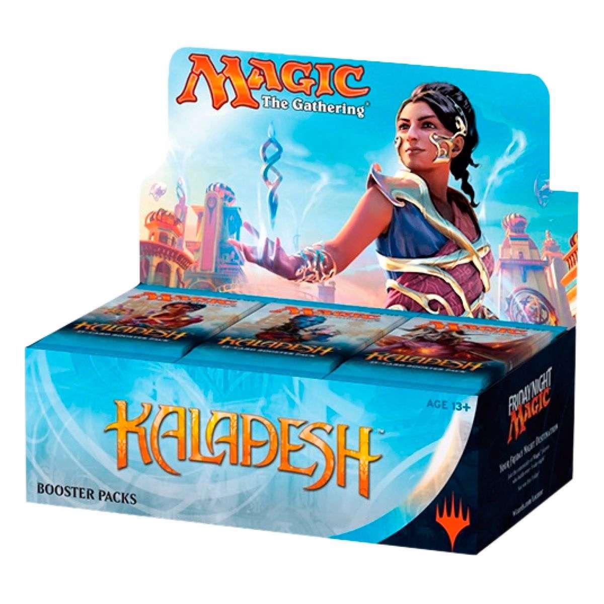 Magic The Gathering Box Booster Kaladesh