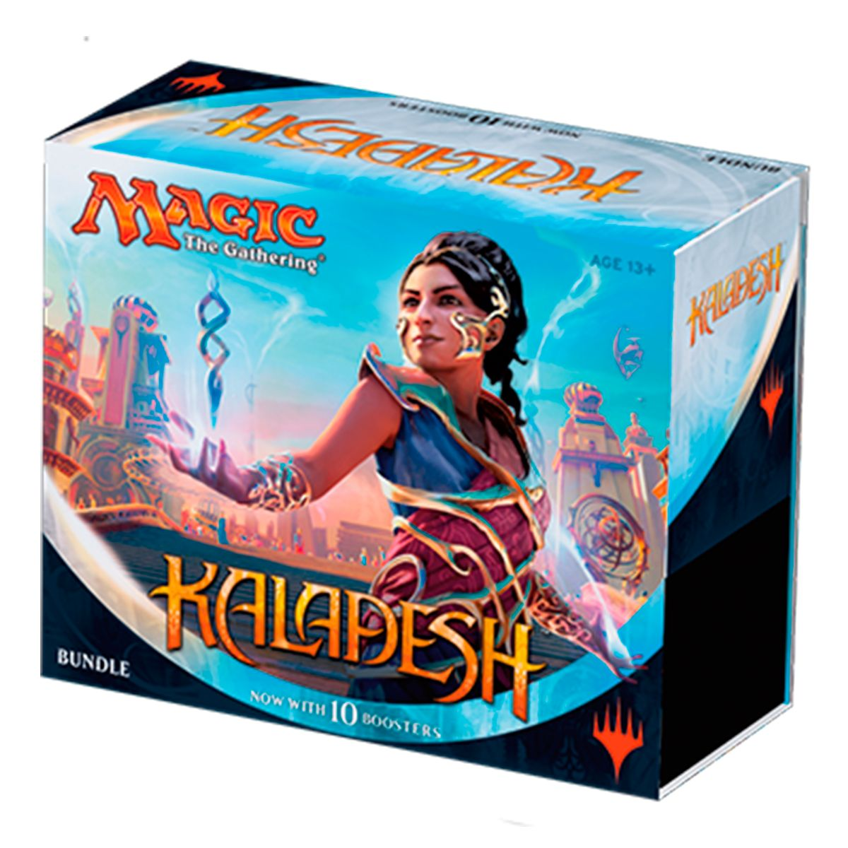 Magic The Gathering Kaladesh Bundle Fat Pack