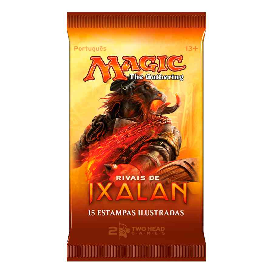 Magic The Gathering Rivais de Ixalan Box Booster