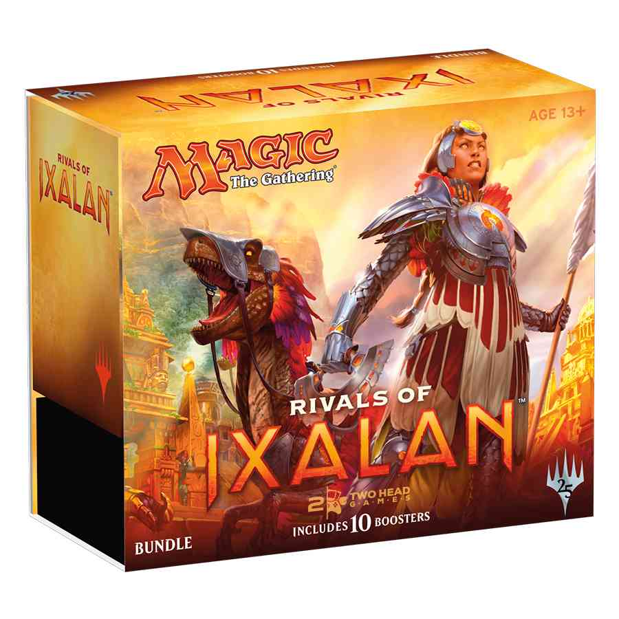 Magic The Gathering Rivais De Ixalan Bundle