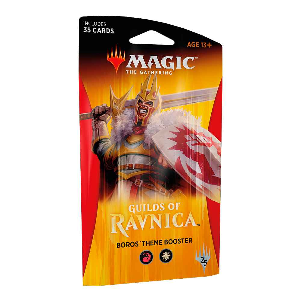 Magic Theme Booster Guilds Of Ravnica Temático