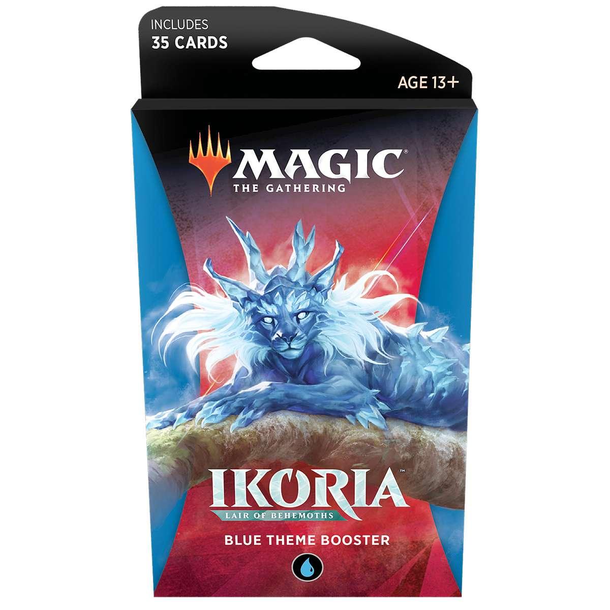 Magic Theme Booster Ikoria Terra de Colossos Temático