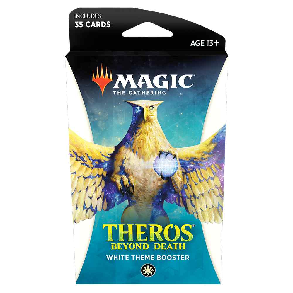 Magic Theme Booster Theros Beyond Death Temático