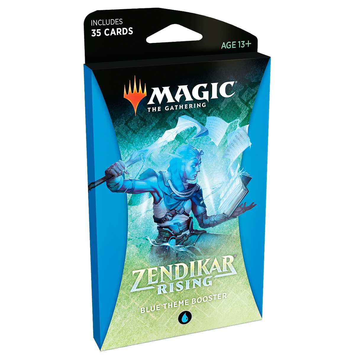 Magic Theme Booster Zendikar Rising Temático