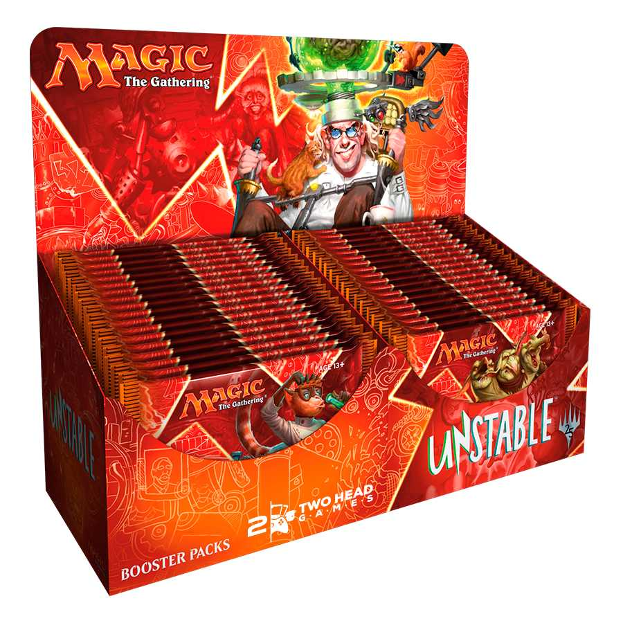 Magic Unstable Box 36 Booster