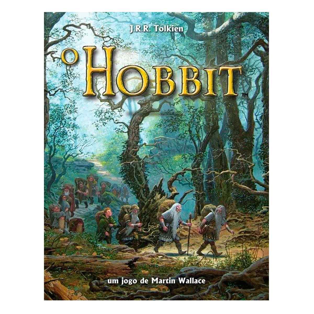 O Hobbit Um jogo de Martin Wallace