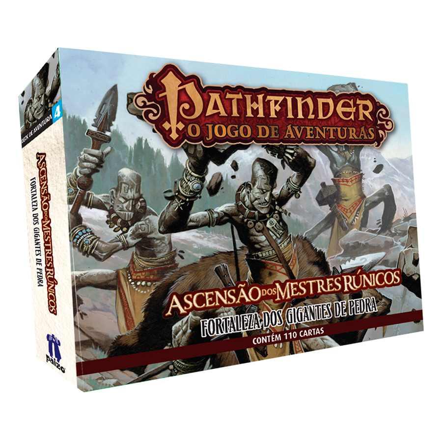 Pathfinder Fortaleza Dos Gigantes De Pedra Expansao 4