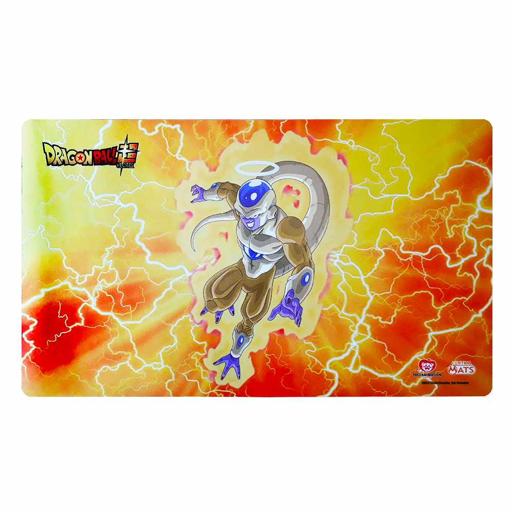 Playmat Dragon Ball Super Golden Freeza Oficial