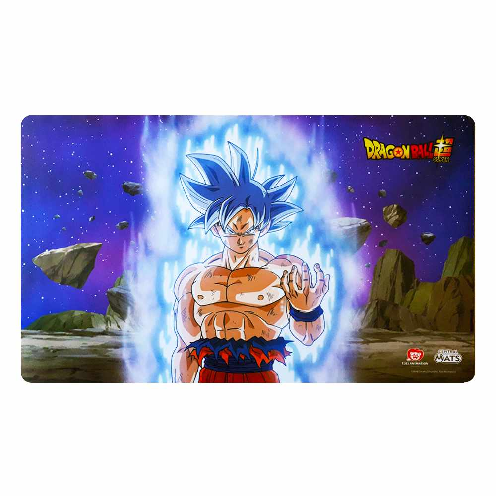 Playmat Dragon Ball Super Instinto Superior