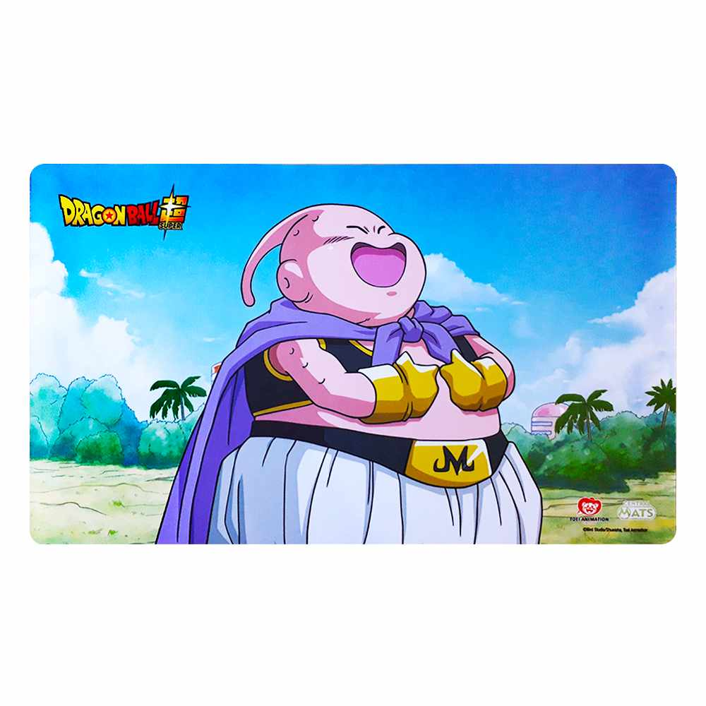 Playmat Dragon Ball Super Majin Boo Oficial