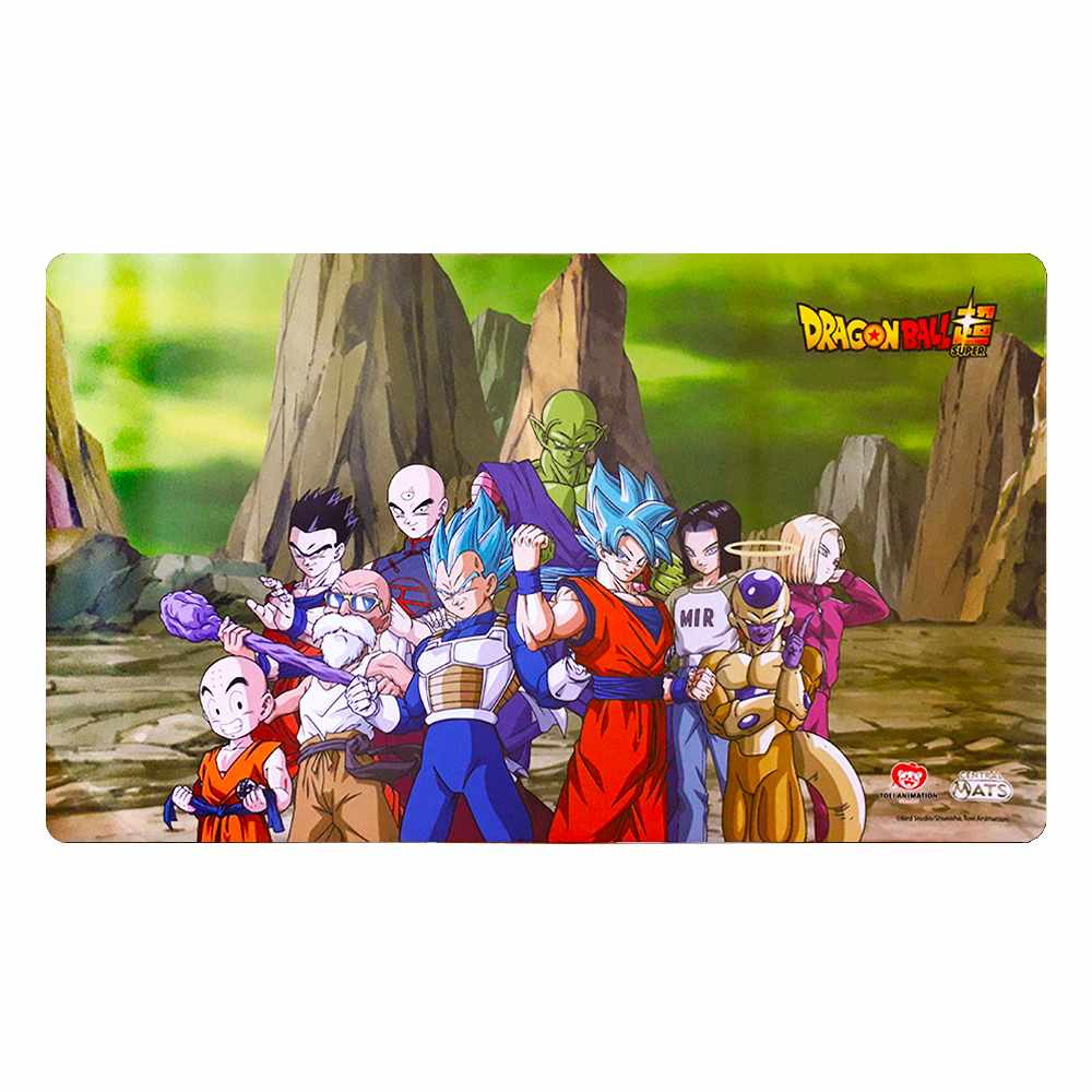 Playmat Dragon Ball Super Universo 7