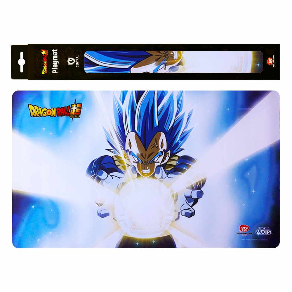 Playmat Dragon Ball Super Vegeta Final Flash Oficial