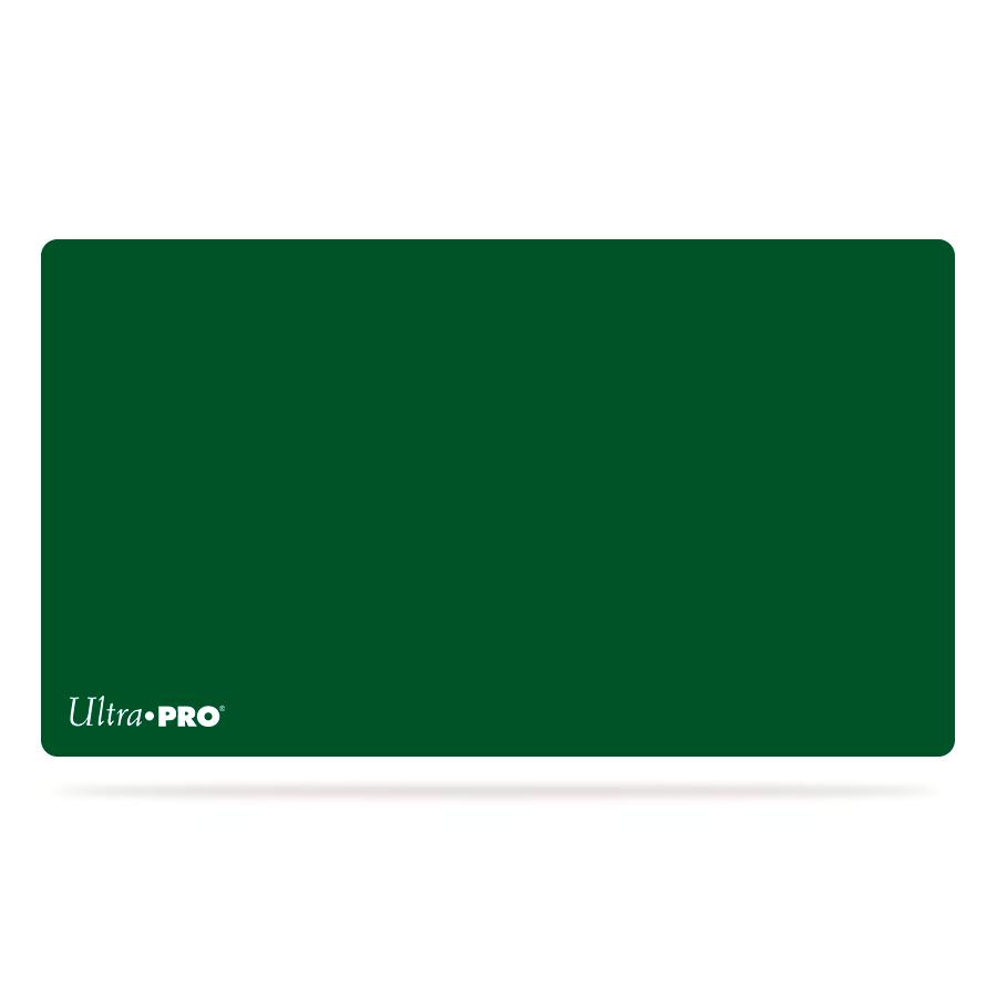 Playmat Ultra Pro Verde Emborrachado