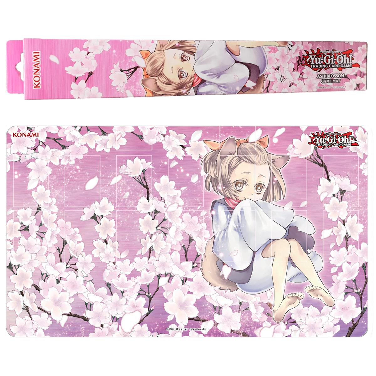 Playmat Yugioh Ash Blossom Game Mat
