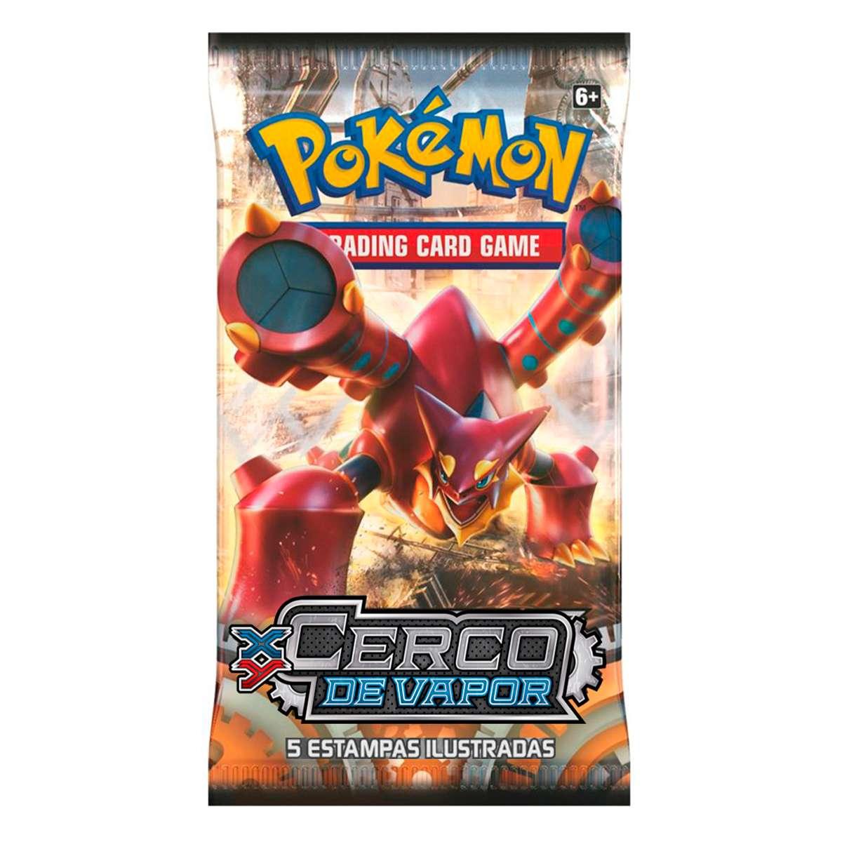 Pokémon Booster XY 11 Cerco de Vapor
