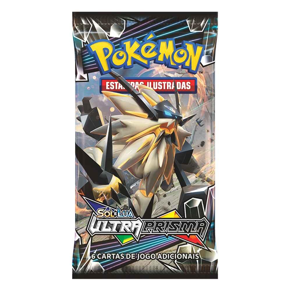 Pokemon Box Booster Sol e Lua 5 Ultra Prisma