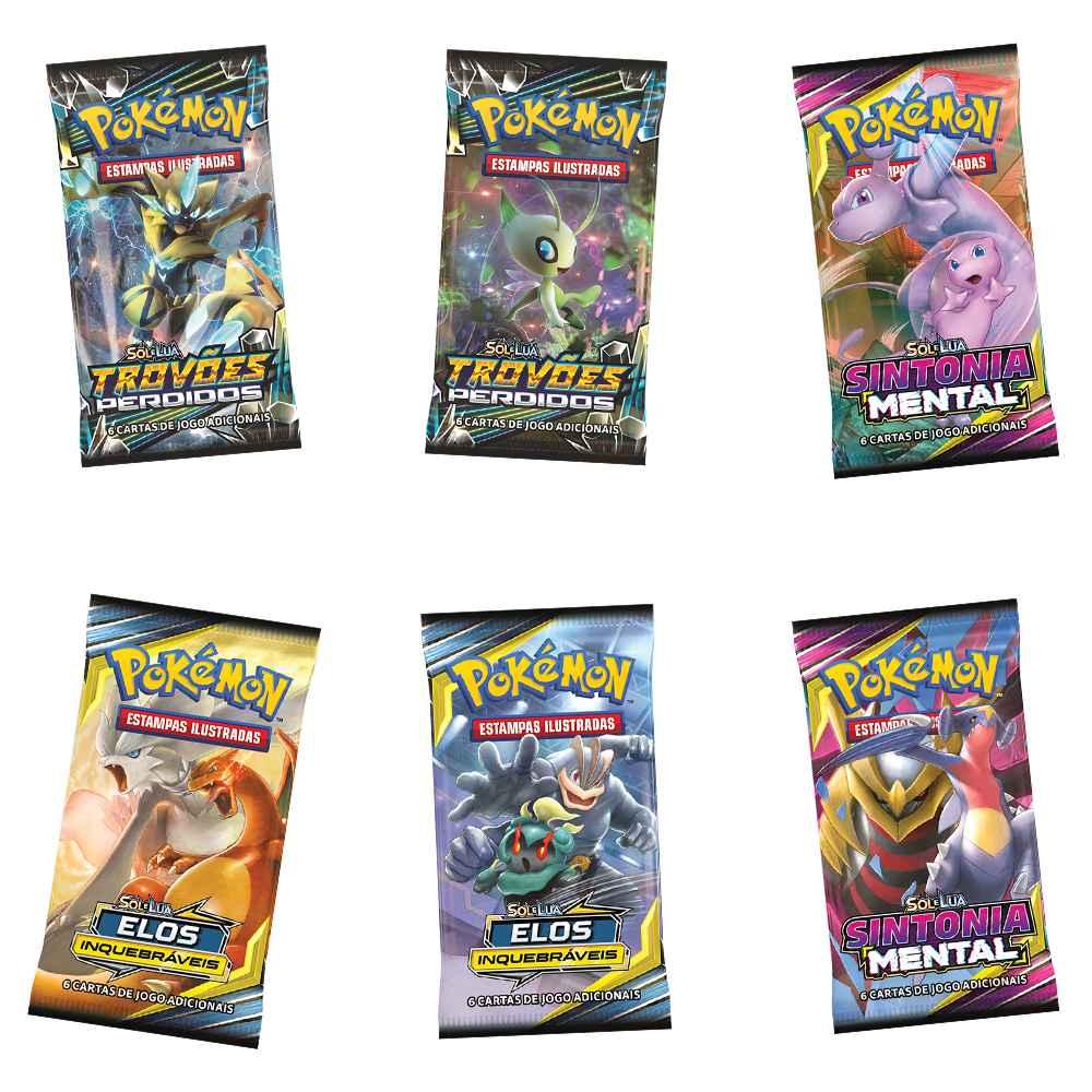 Pokemon Box Porygon Z Gx Coleção