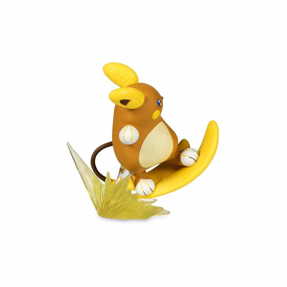 Pokemon Box Raichu de Alola Com Miniatura