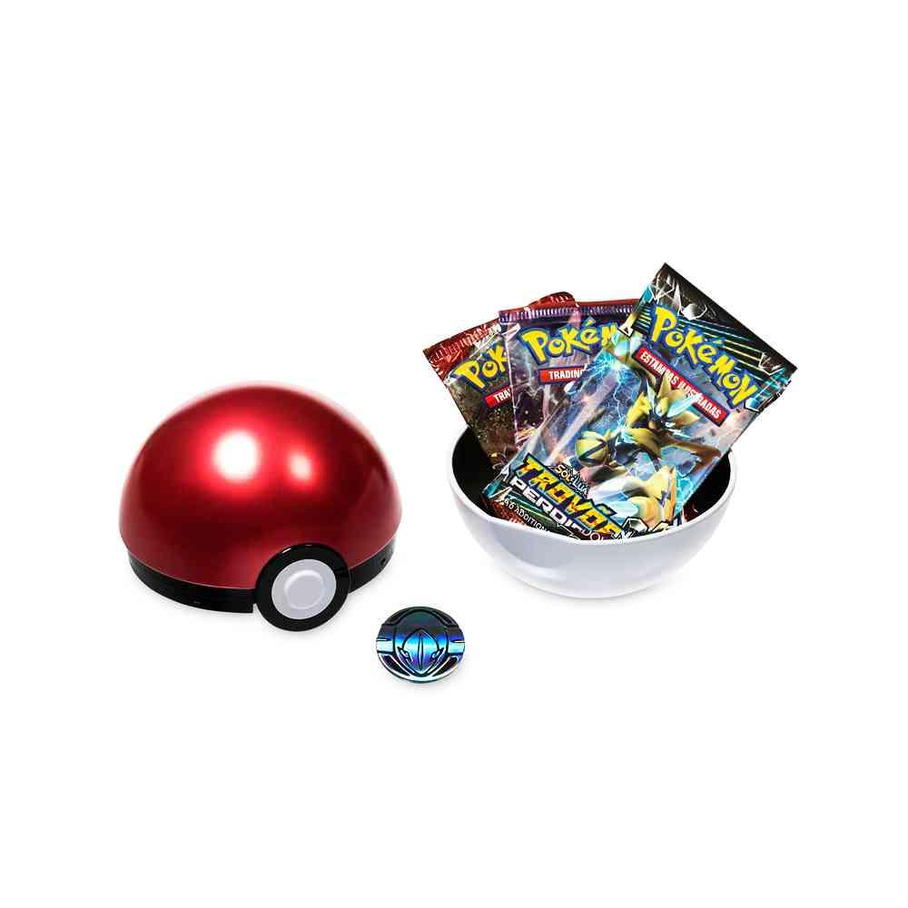 Pokemon Latas Pokebola Rápida Pokeball