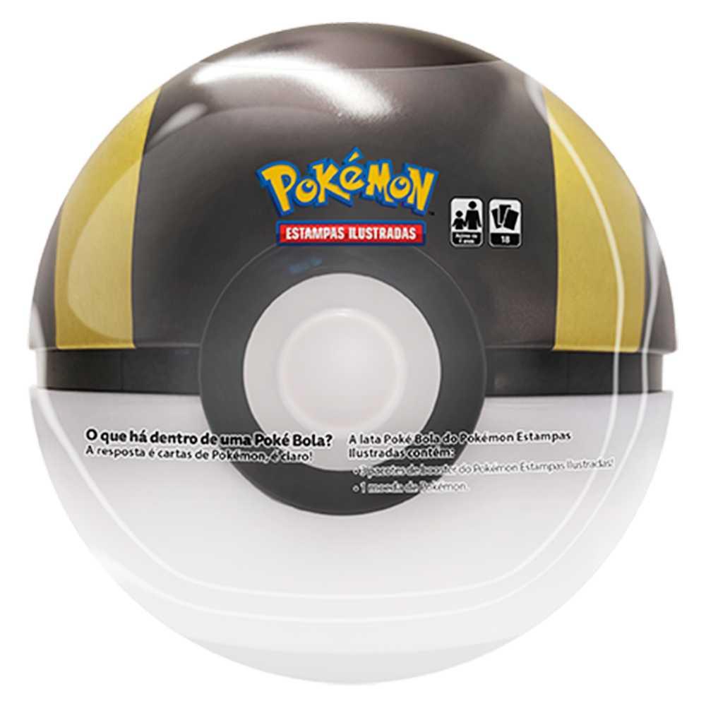Pokemon Latas Poke Bola Rápida Pokeball
