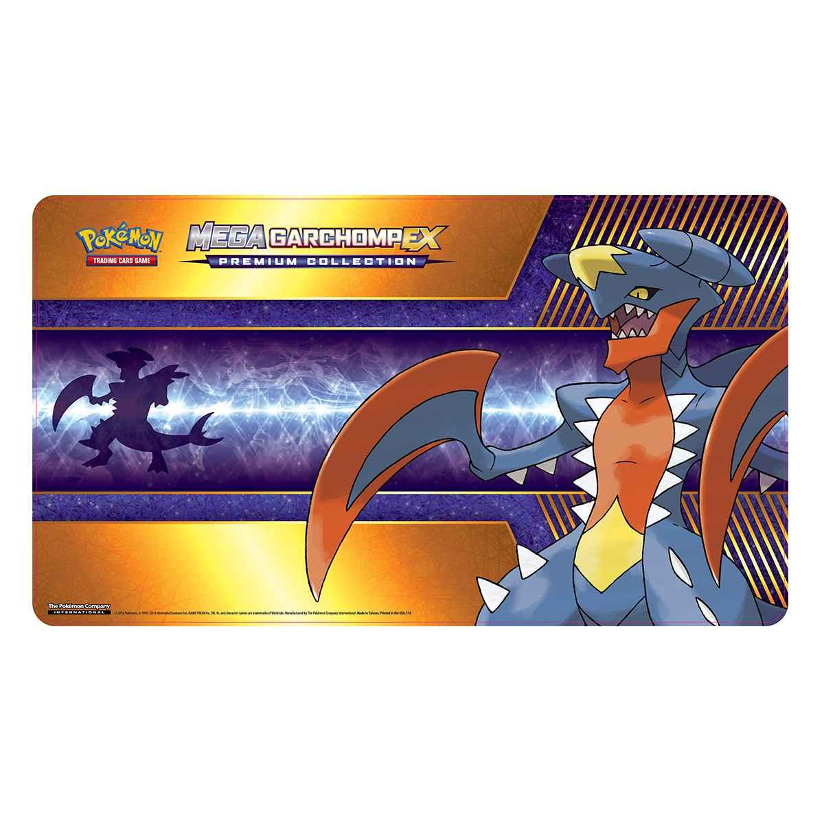 Pokemon Mega  Box Garchomp Ex Premium Collection