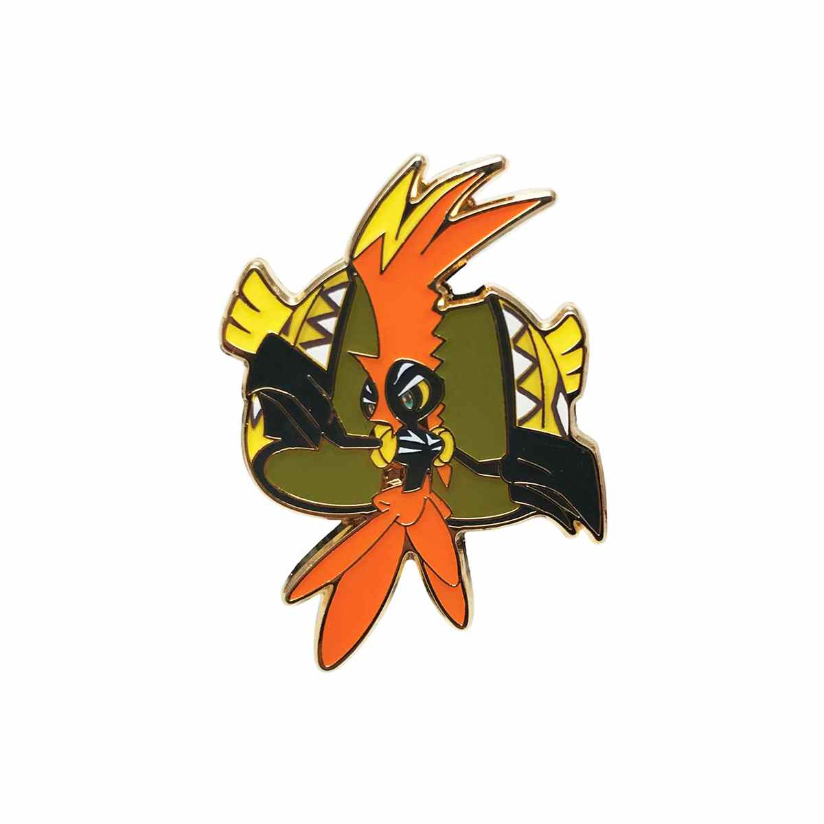 Pokemon Mini Box Tapu Koko Com Broche