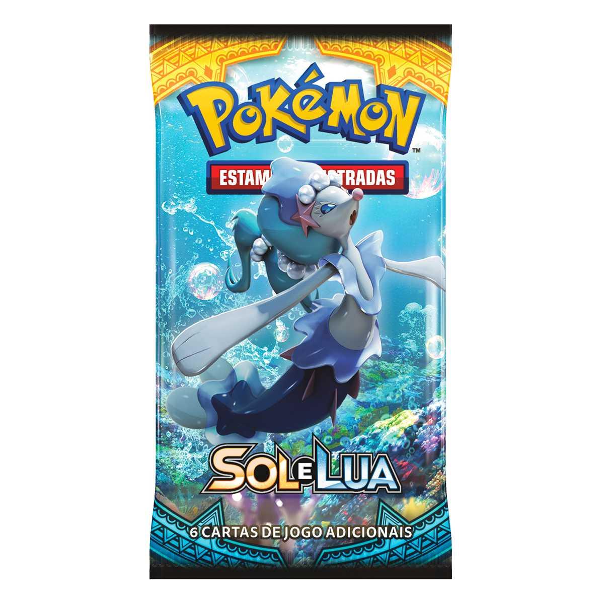 Pokemon Sol e Lua 1 Booster Box