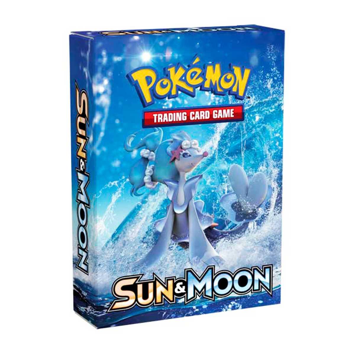 Pokemon Sol e Lua Deck Primarina GX
