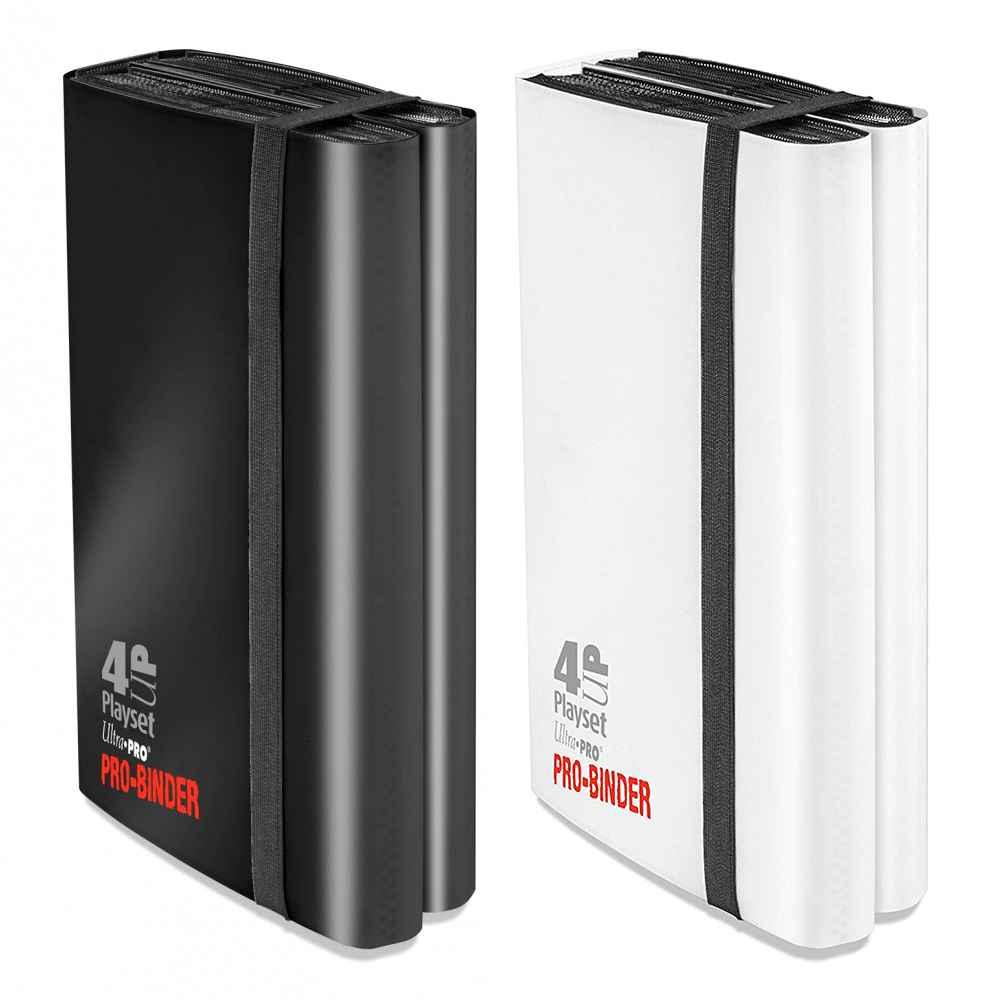Portfólio Pro Binder 4 UP Playset Ultra Pro