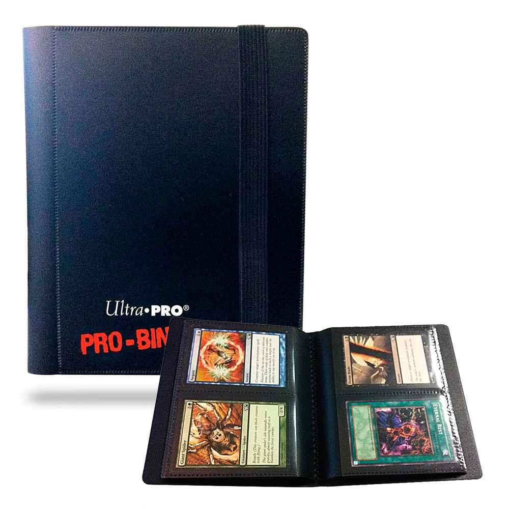 Portifolio Pro Binder 2 Pocket Album Ultra Pro Preto