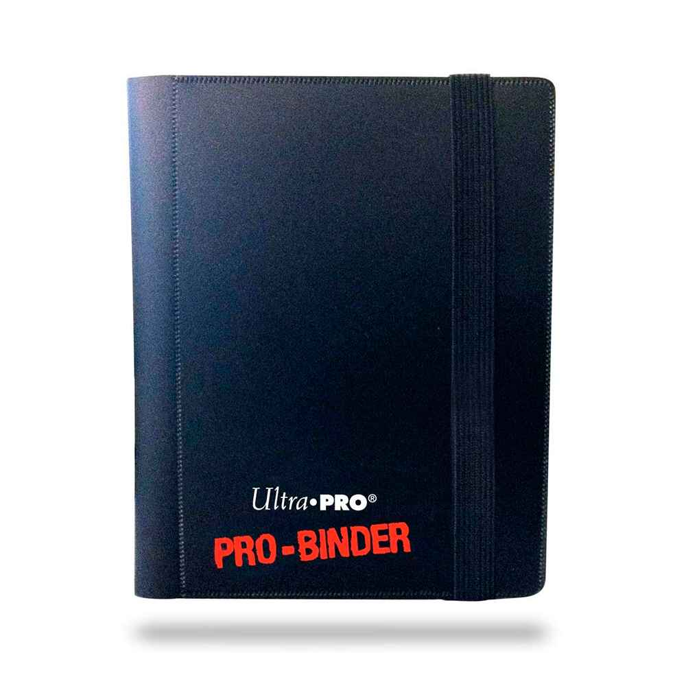 Portifolio Pro Binder 4 Pocket Album Ultra Pro Preto