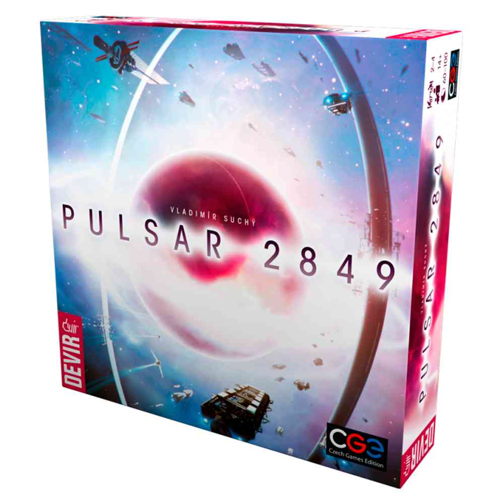 Pulsar 2849 Jogo de Tabuleiro