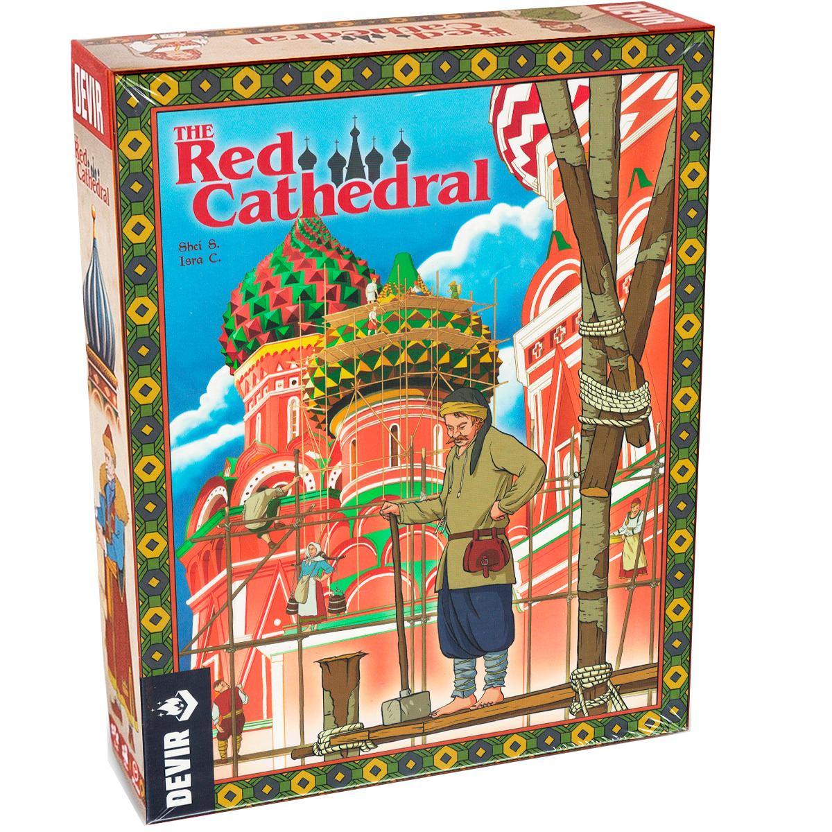 Red Cathedral Jogo de Tabuleiro Devir