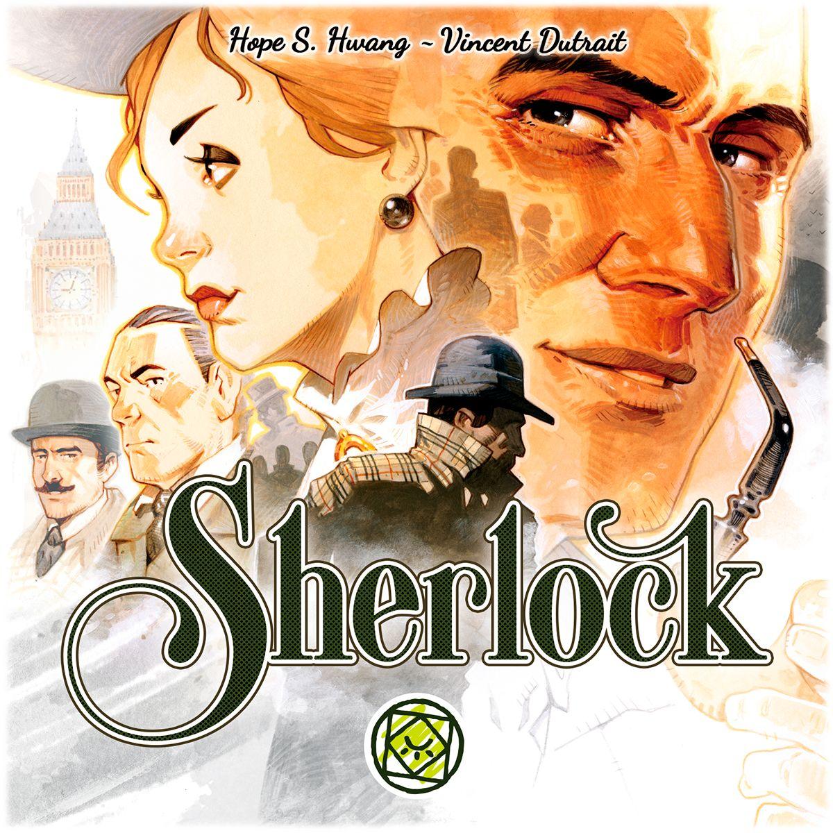 Sherlock Jogo de Cartas