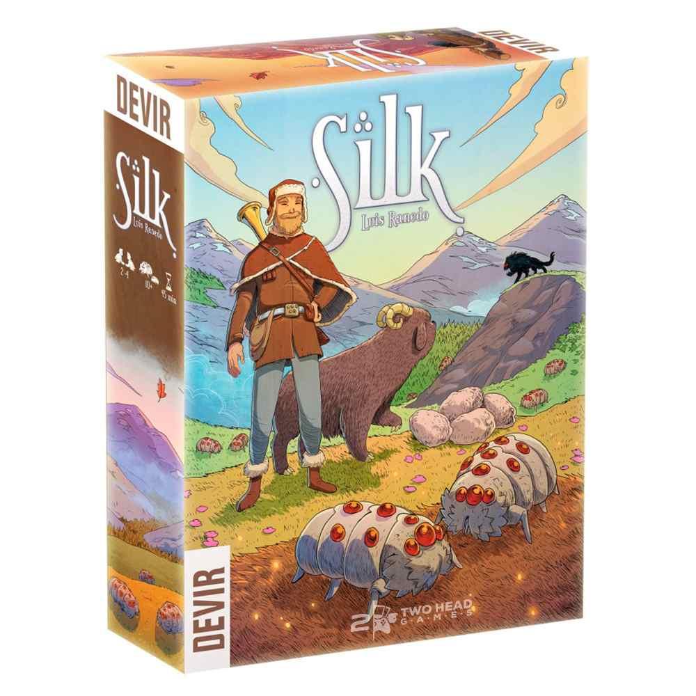 Silk Jogo de Tabuleiro