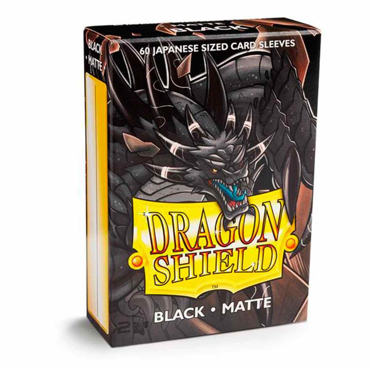 Sleeves Dragon Shield Matte 60 Protetores Yugioh
