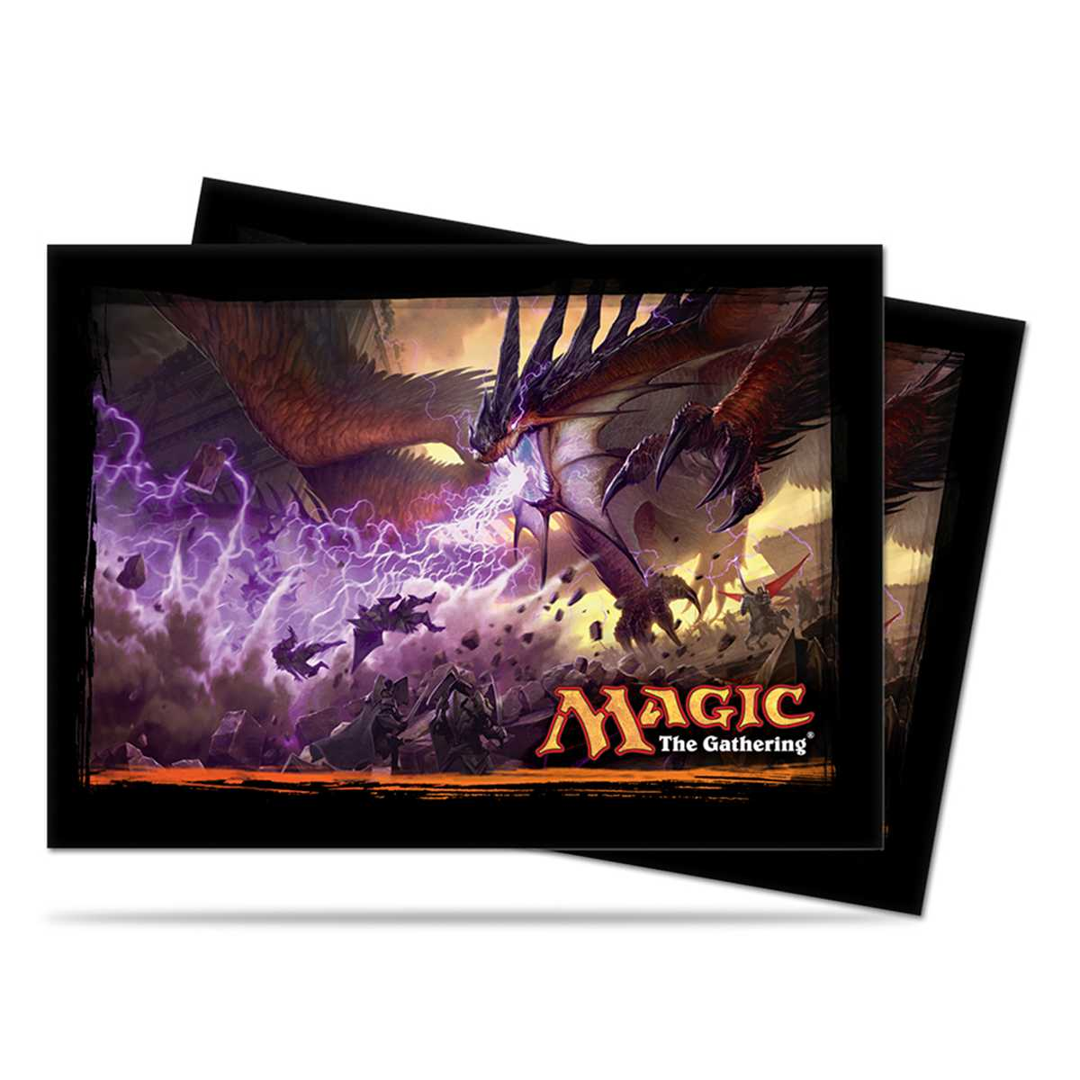 Sleeves Magic Ultra Pro Dragões de Tarkir 80 un