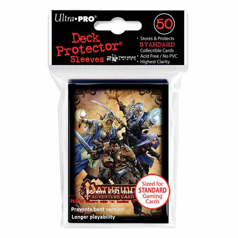 Sleeves Pathfinder Protetor Ultra Pro Standard