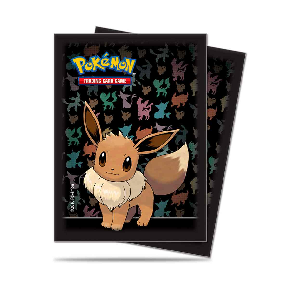 Sleeves Pokemon Eevee Ultra Pro 65 unidades