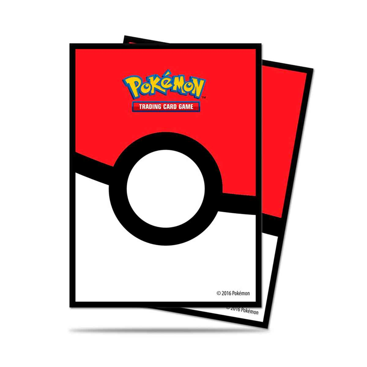 Sleeves Pokemon Pokeball Ultra Pro 65 unidades