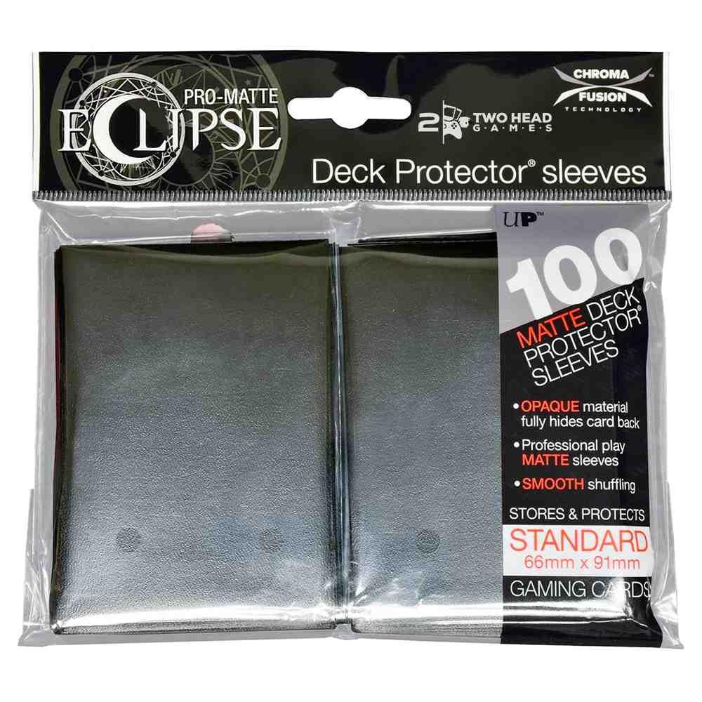 Sleeves Pro Matte Eclipse 100 Standard Ultra Pro
